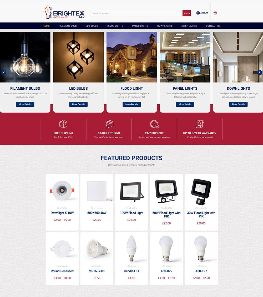 Bulbs - Online Store
