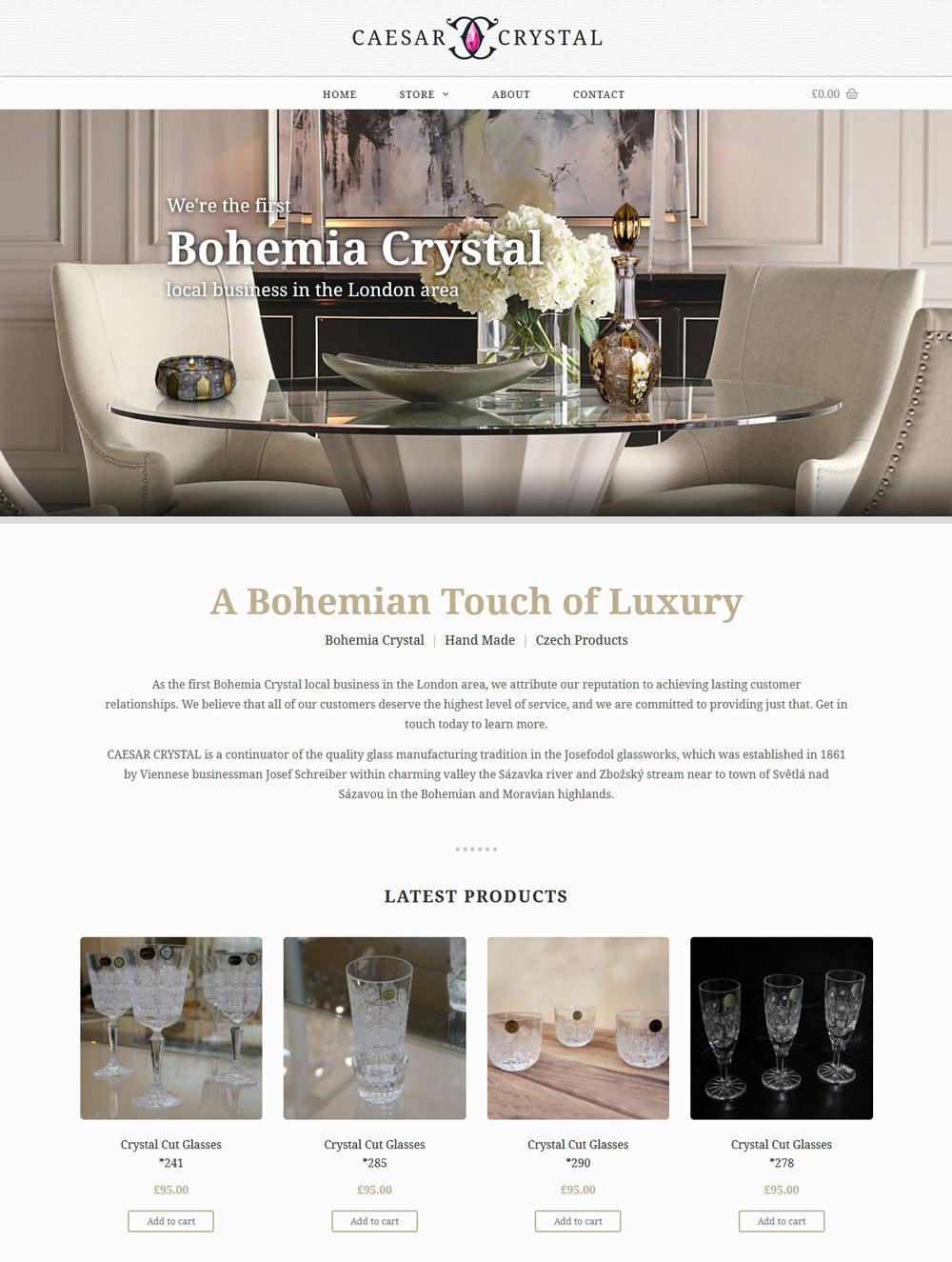 Caesar-Crystal---Online-Store